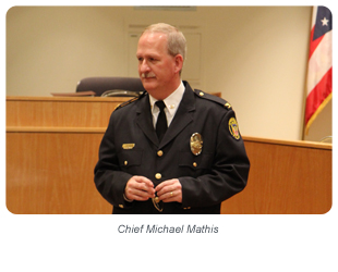 Chief Michael Mathis