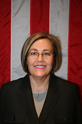 Clerk of Council Kathy McNear